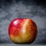 Čerstvé jablčné pyré